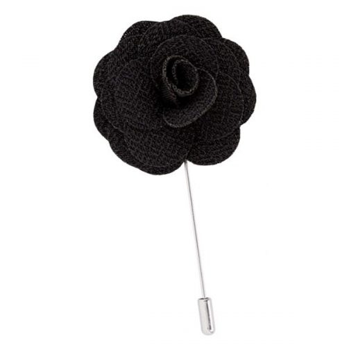 dobell-black-flower-lapel-pin-lpofm00ds000r-bab